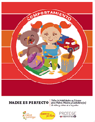 Portada manual de comportamiento